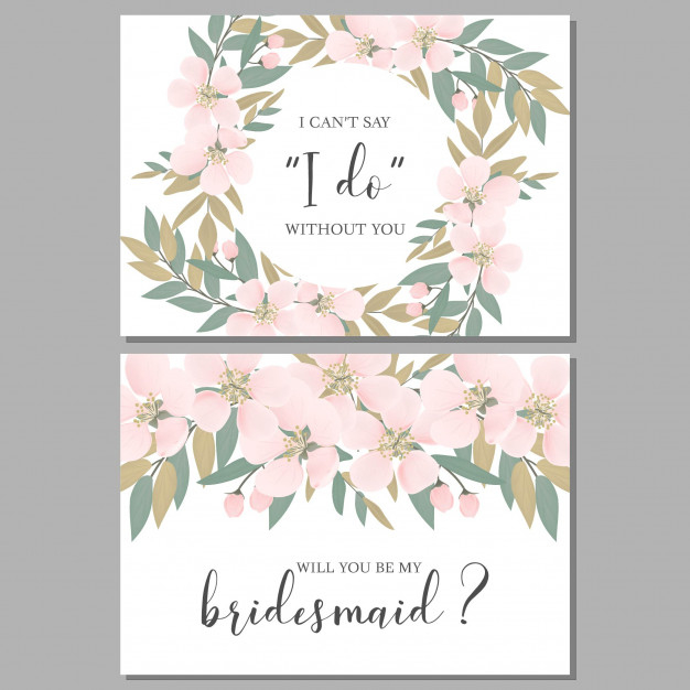 Will You Be My Bridesmaid Images | Free Vectors, Stock Pertaining To 11+ Will You Be My Bridesmaid Card Template