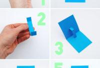 You'Re A Gem // Pop Up Card | Mini Eco Inside 11+ Diy Pop Up Cards Templates